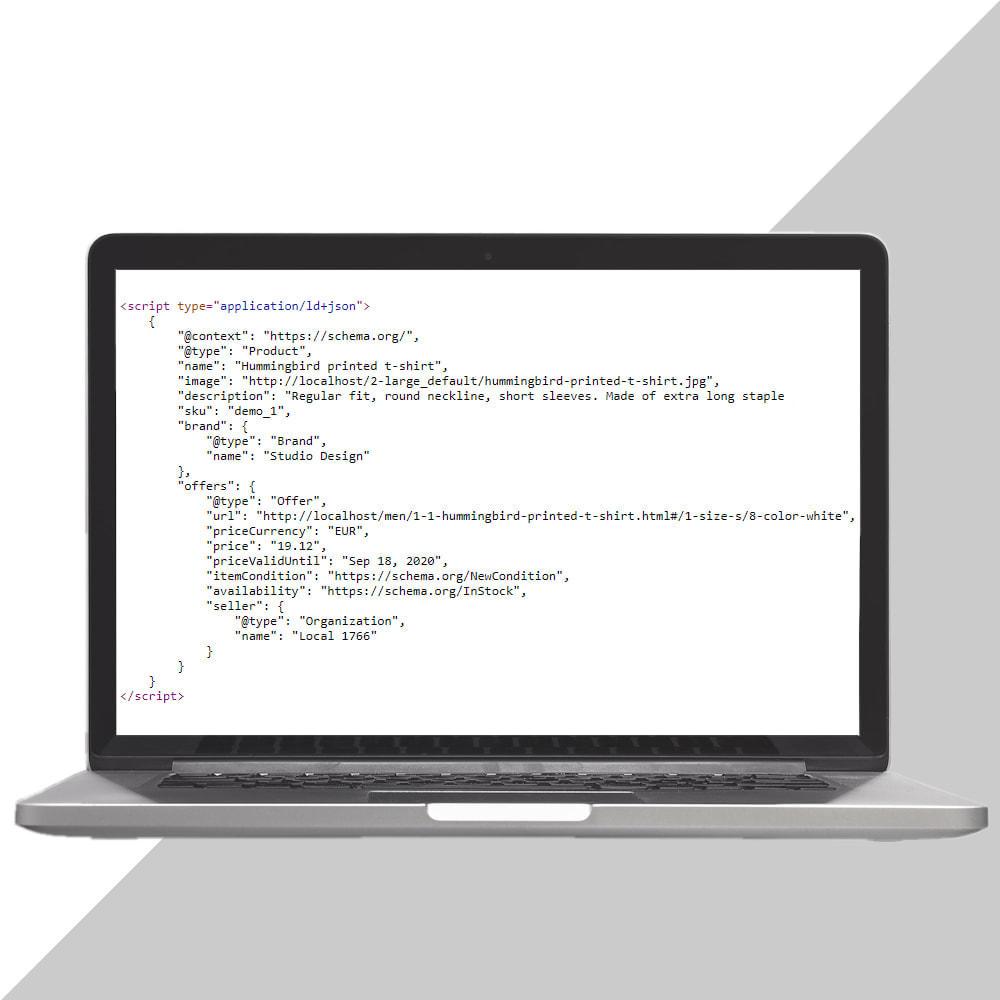module - Естественная поисковая оптимизация - Google Rich Results - 2