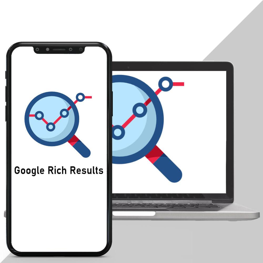 module - Естественная поисковая оптимизация - Google Rich Results - 3