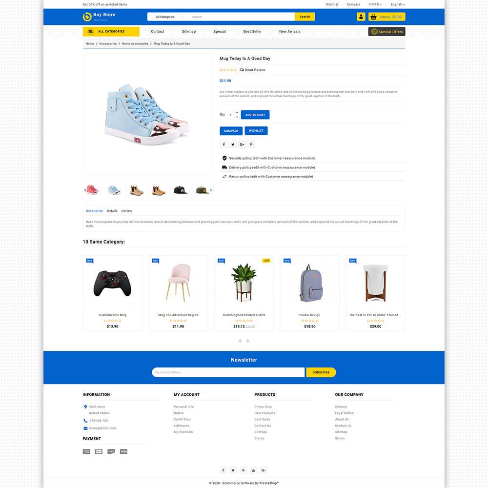theme - Elektronika & High Tech - BuyStore - Multipurpose E-commerce Store - 3