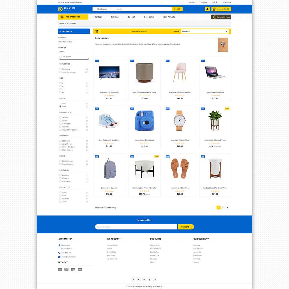 theme - Elektronika & High Tech - BuyStore - Multipurpose E-commerce Store - 7