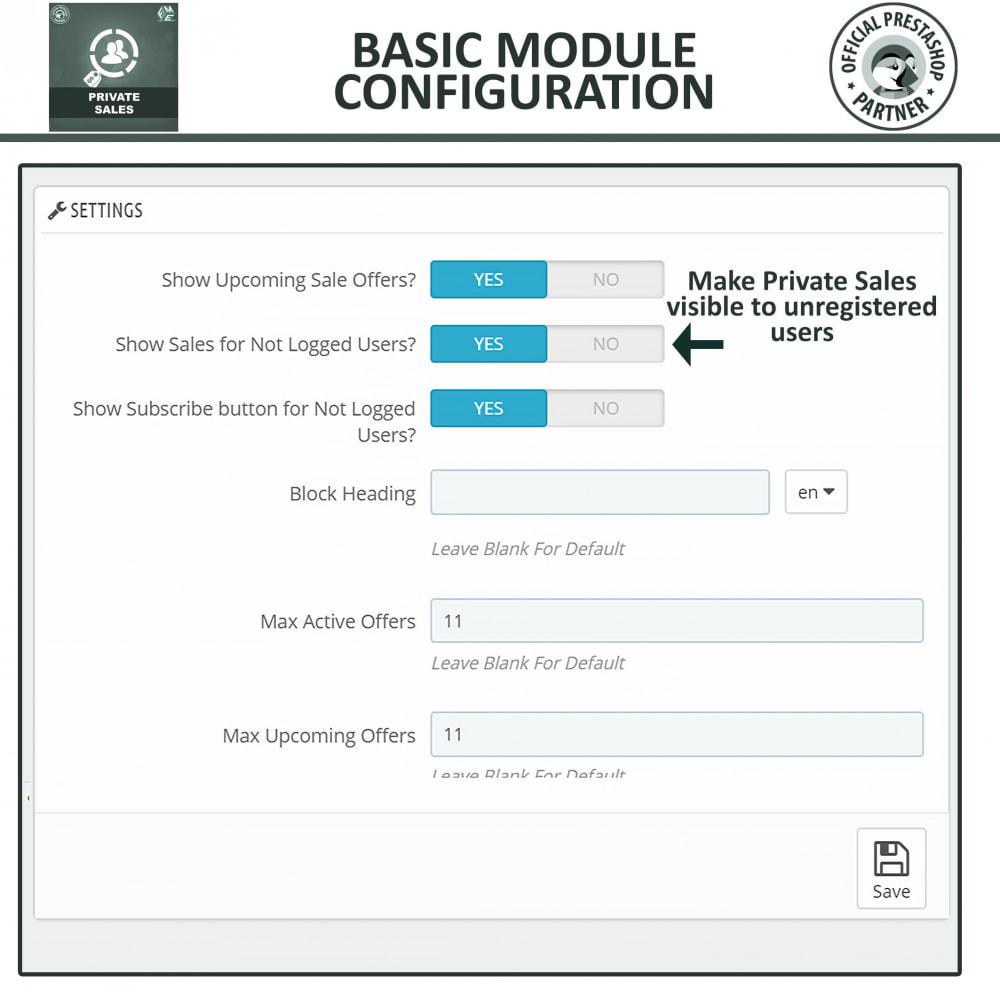 module - Vendas Privadas & Vendas Ultrarrápidas - Private Category & Private Sale for VIP Customer Groups - 10
