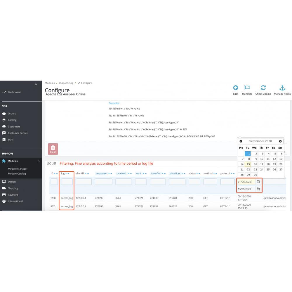 module - Remarketing & Shopping Cart Abandonment - Apache Log Analyzer - Mining Big Data for User Behavior - 8