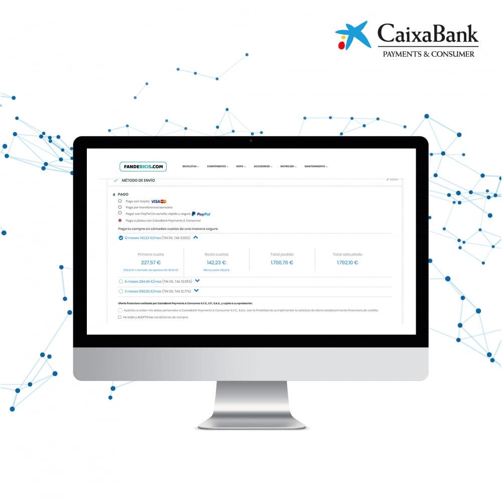 module - Альтернативных способов оплаты - CaixaBank Payments & Consumer online financing - 3