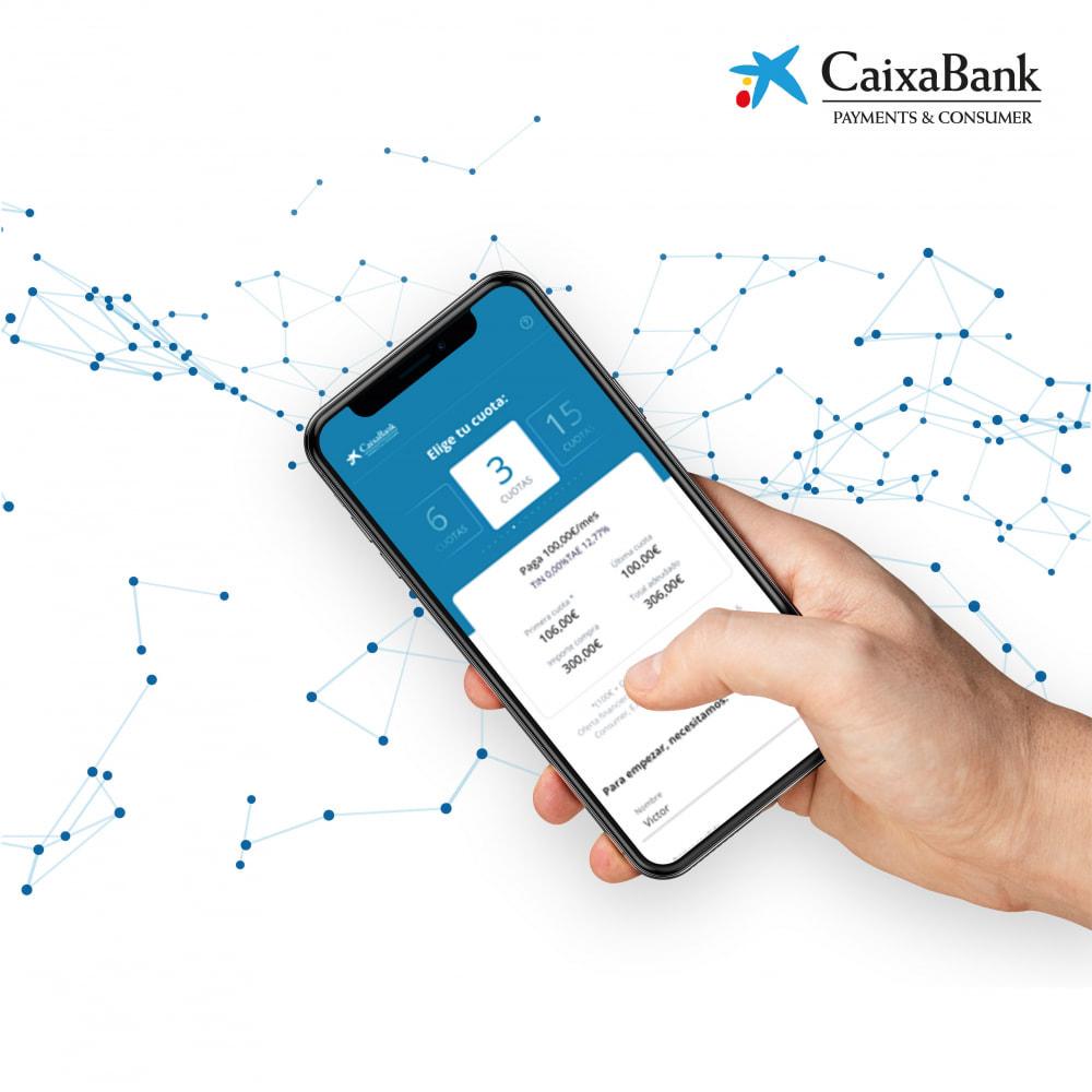 module - Альтернативных способов оплаты - CaixaBank Payments & Consumer online financing - 4