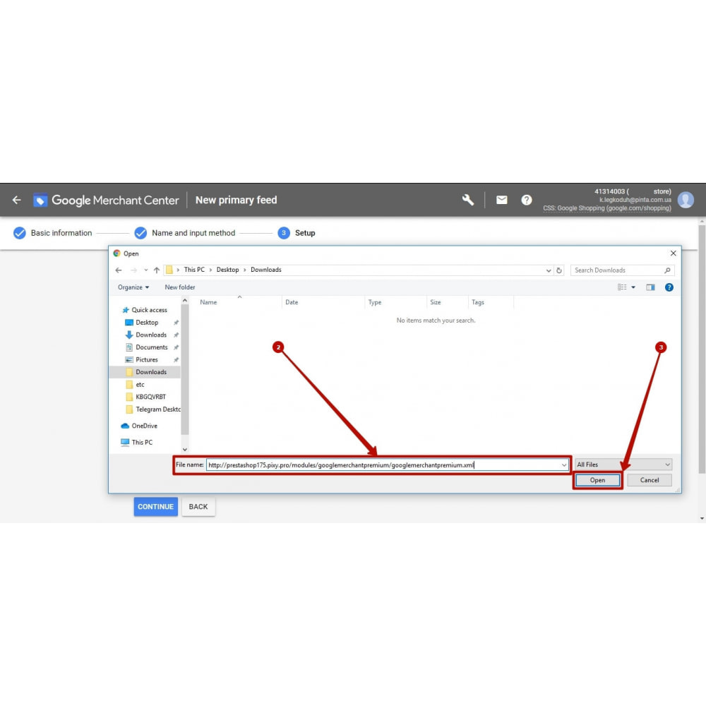 module - Marketplaces - Shopping Feed (Google Merchant Center) for Dynamic Ads - 14