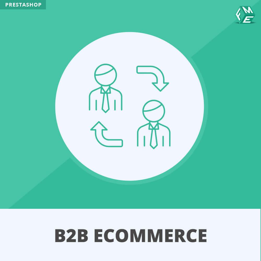 module - B2B - Commerce électronique B2B - 1