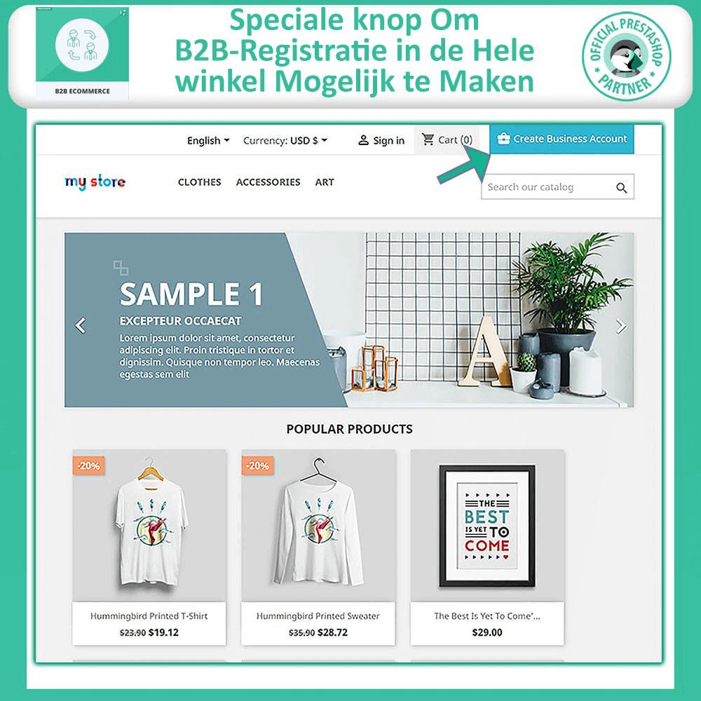module - B2B - B2B E-commerce - 4