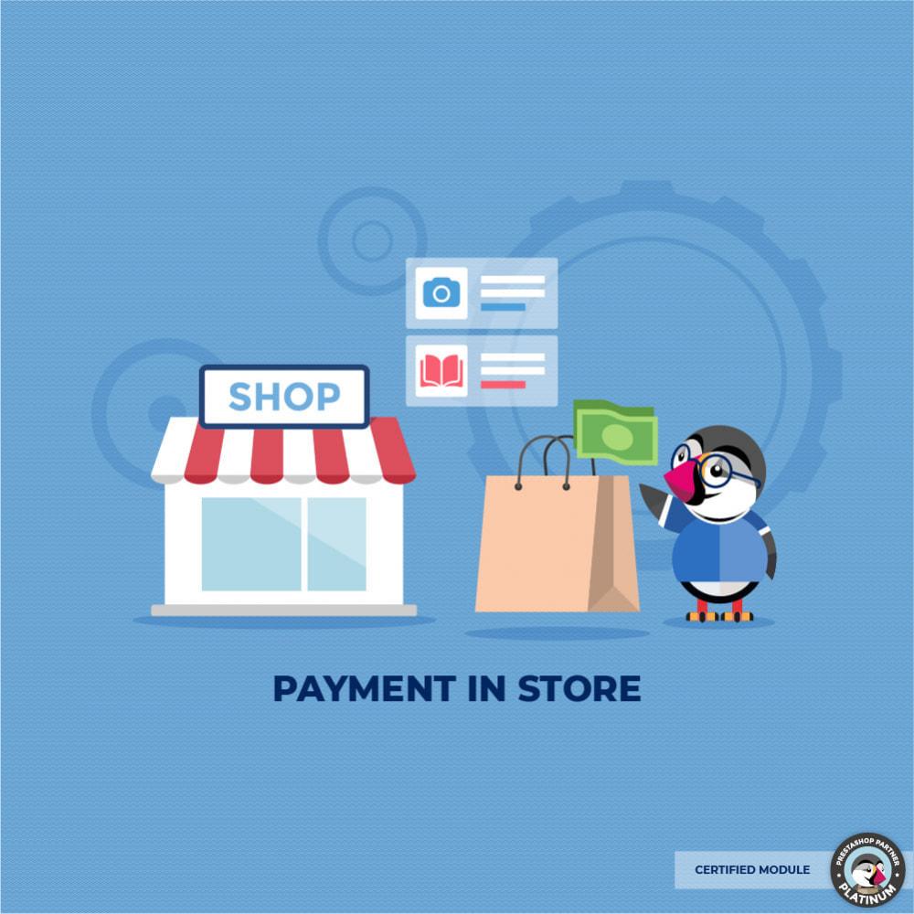 module - Betaling in de Winkel - Store Payment - 1