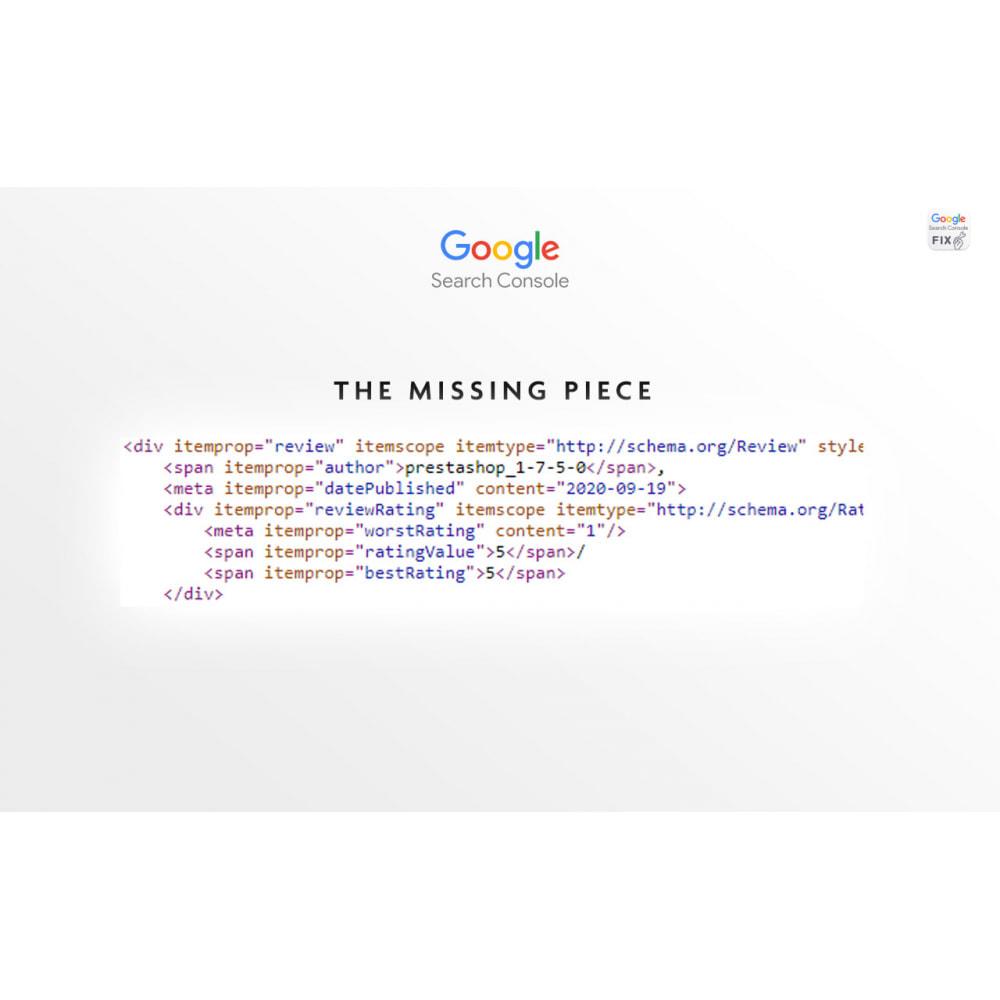 module - Opinie klientów - GoogleSearchConsole Validate AggregateRating - 3