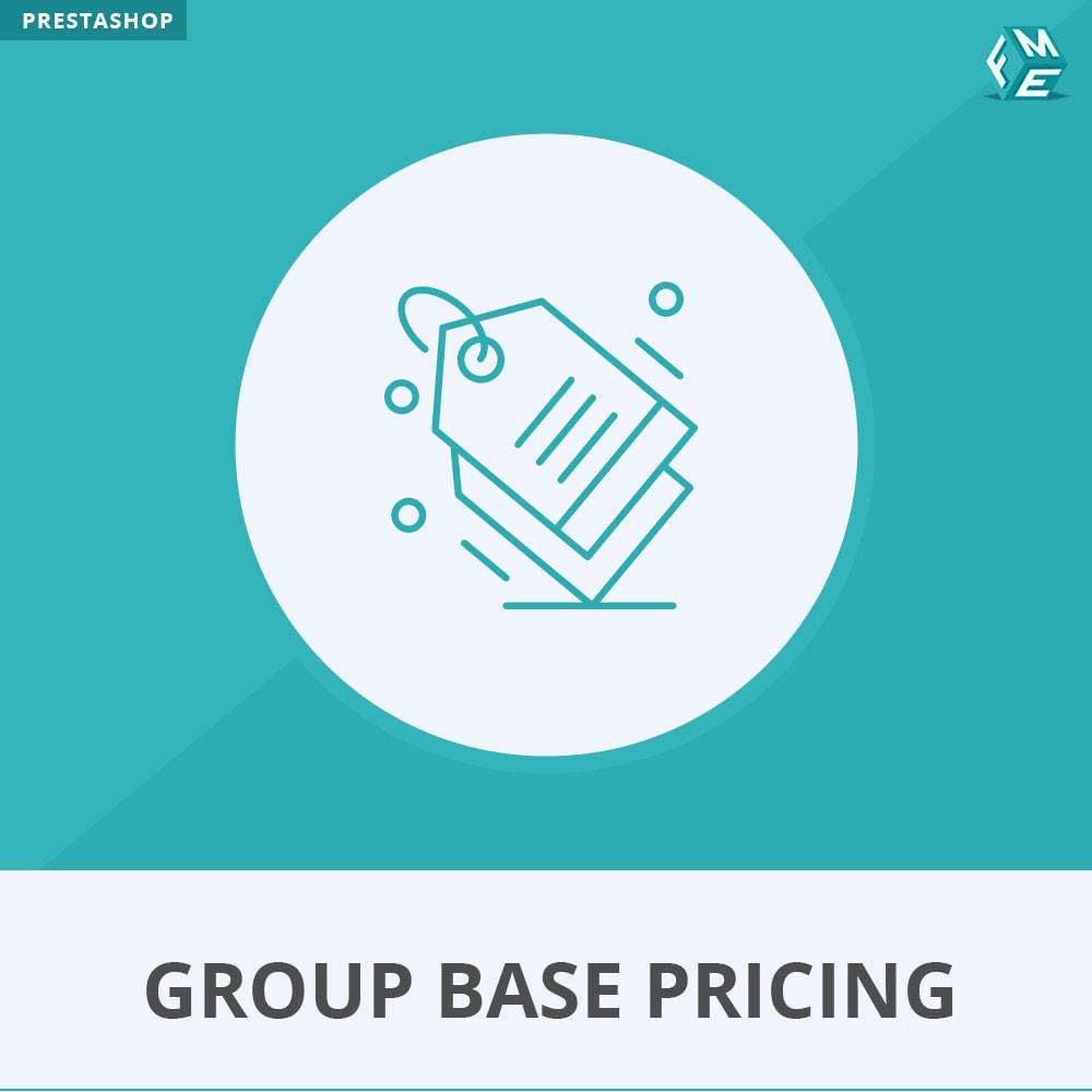 module - Promoções & Brindes - Group Based Pricing - 1