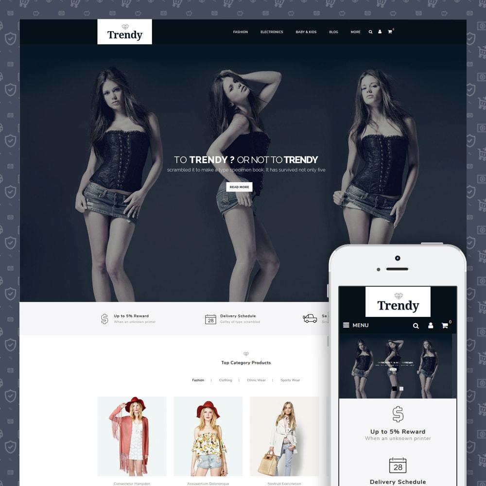 theme - Moda & Calzature - Trendy - Online Fashion Store - 1
