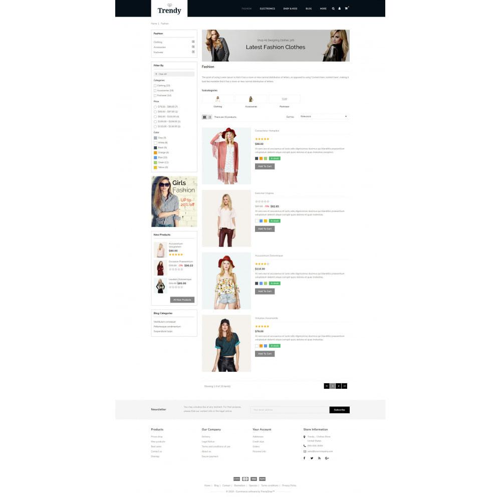 theme - Moda & Calzature - Trendy - Online Fashion Store - 4