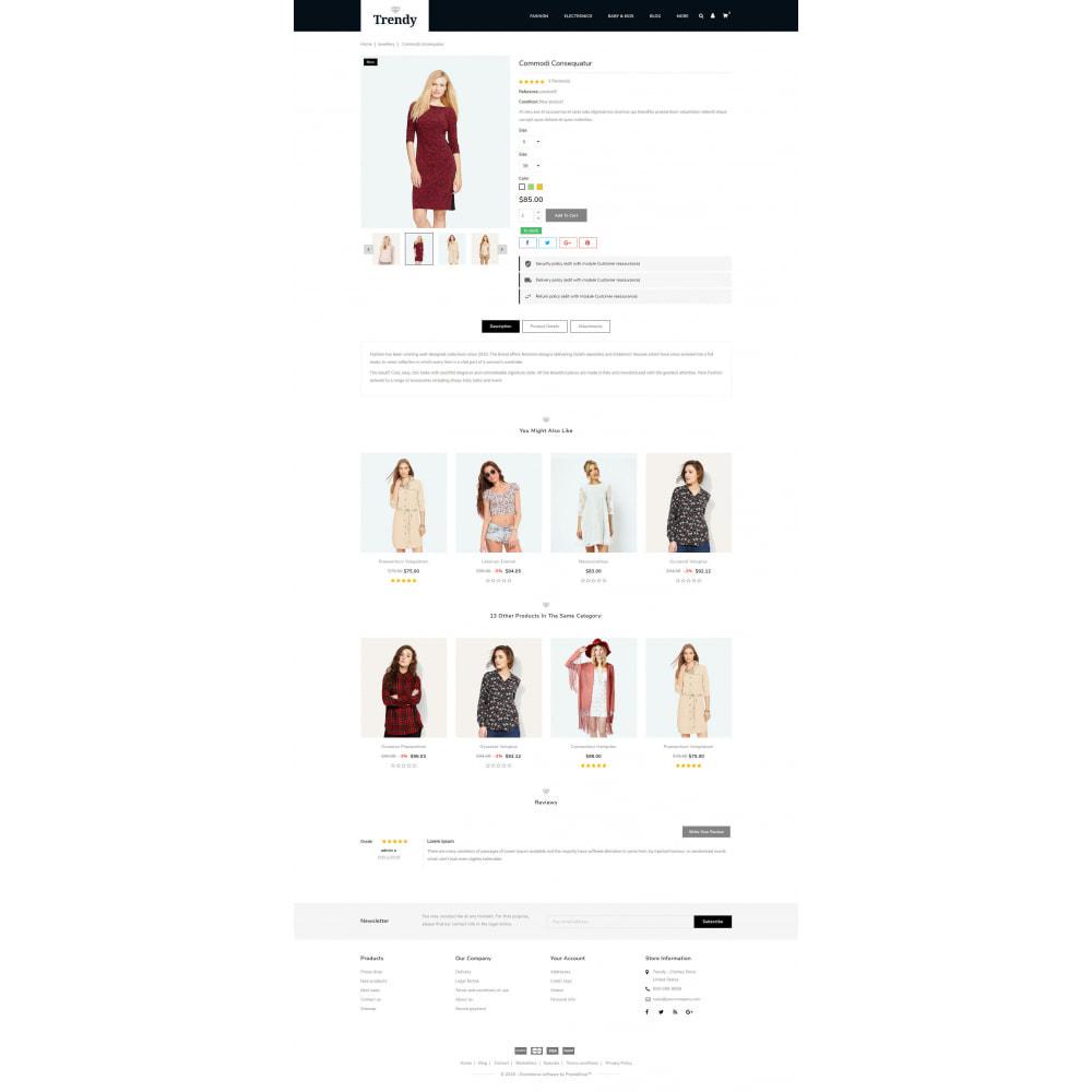 theme - Moda & Calzature - Trendy - Online Fashion Store - 5