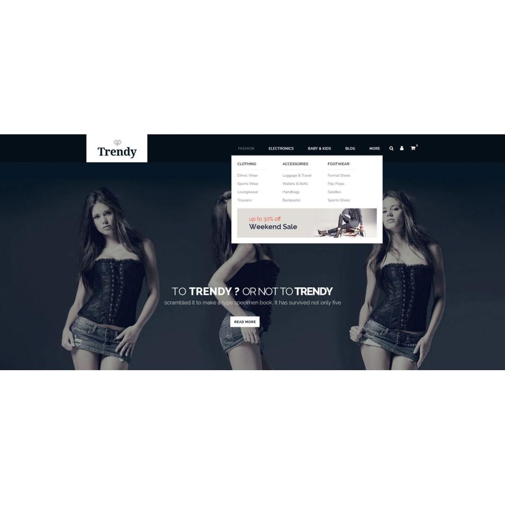 theme - Moda & Calzature - Trendy - Online Fashion Store - 6