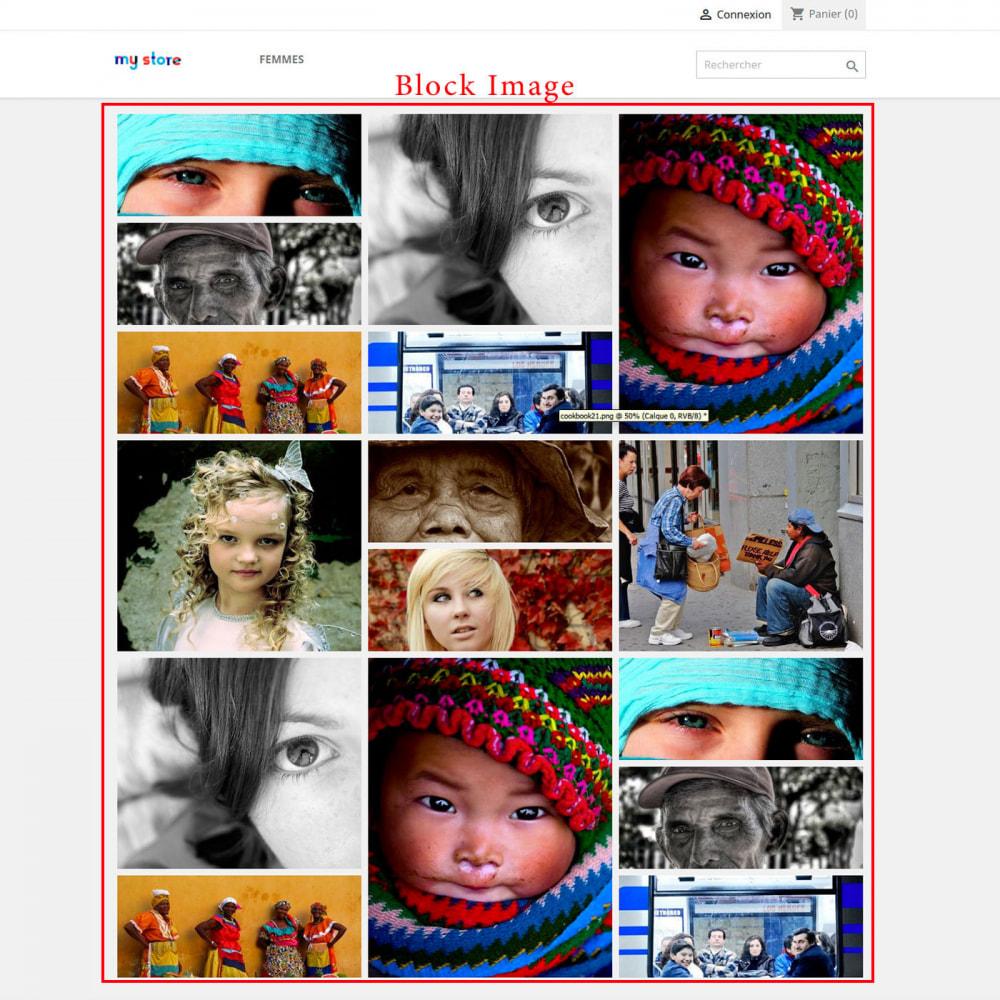 module - Блоки, вкладки и Баннеры - Home image block - 1