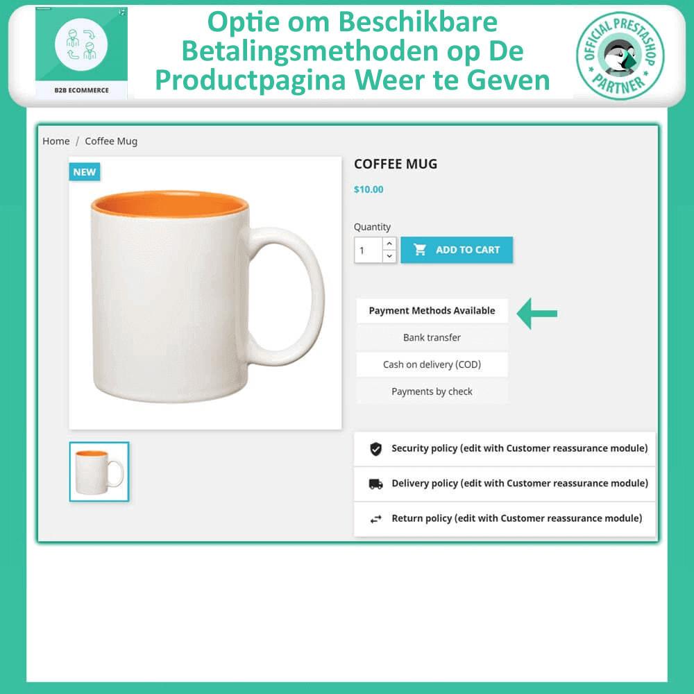 module - B2B - B2B E-commerce - 31