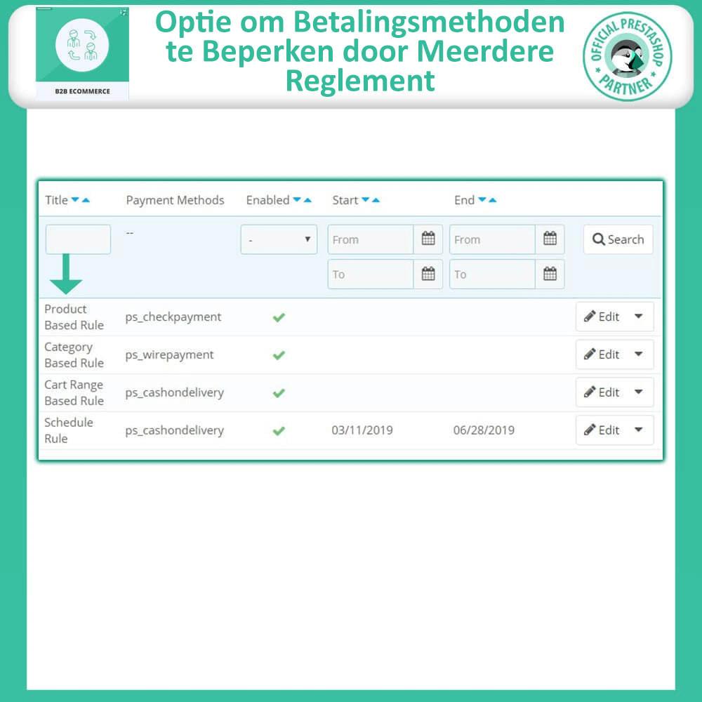 module - B2B - B2B E-commerce - 32