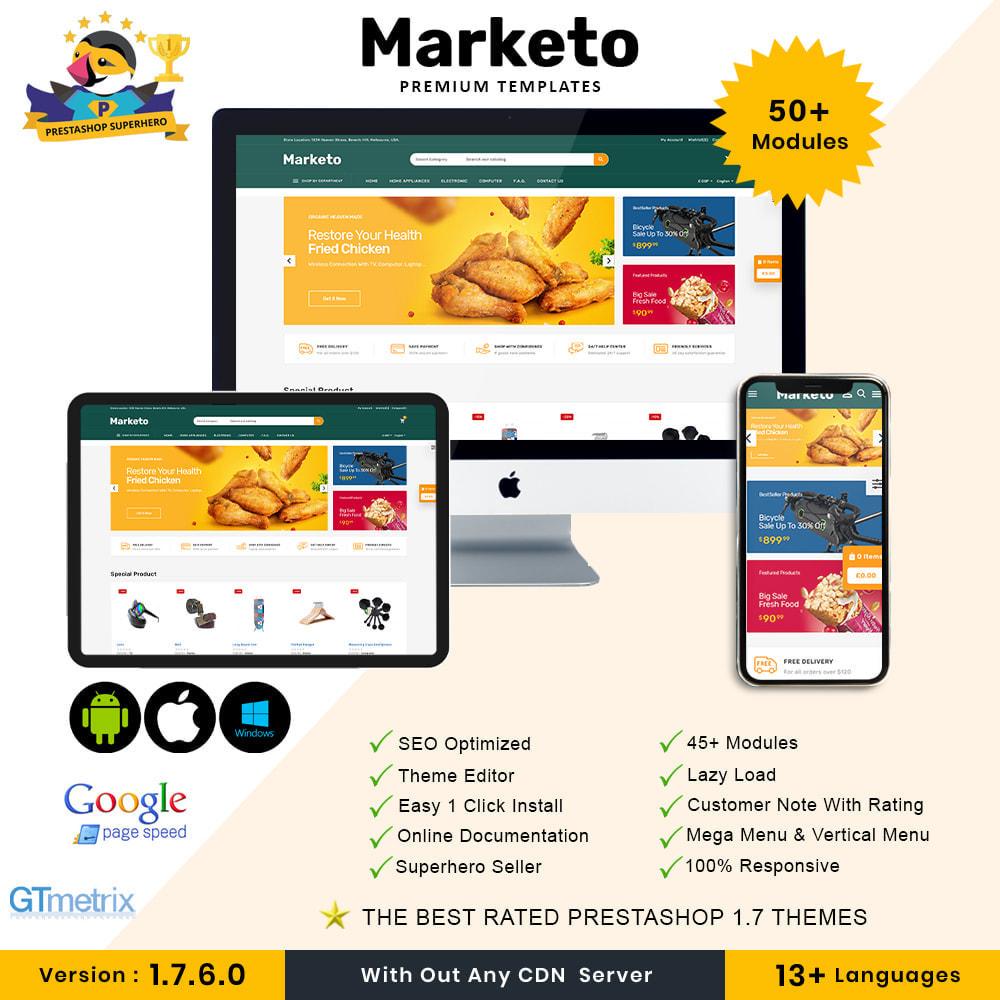 theme - Electronique & High Tech - Marketo Mega Store - 1
