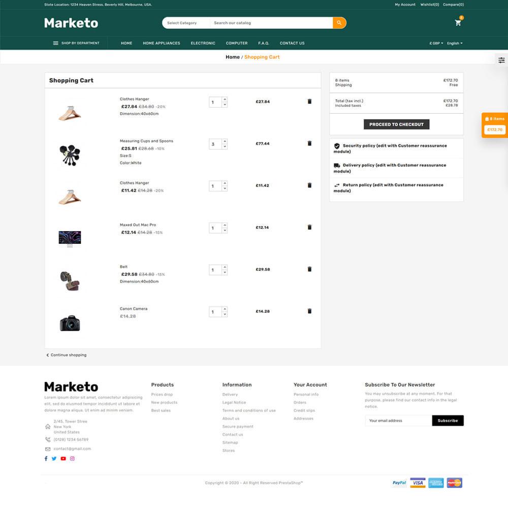 theme - Electronique & High Tech - Marketo Mega Store - 6