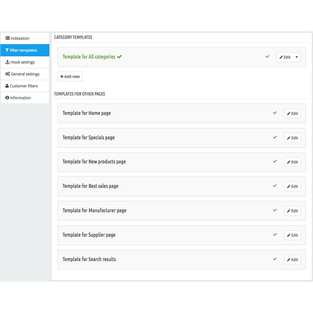 module - Wyszukiwanie & Filtry - Amazzing filter - 3