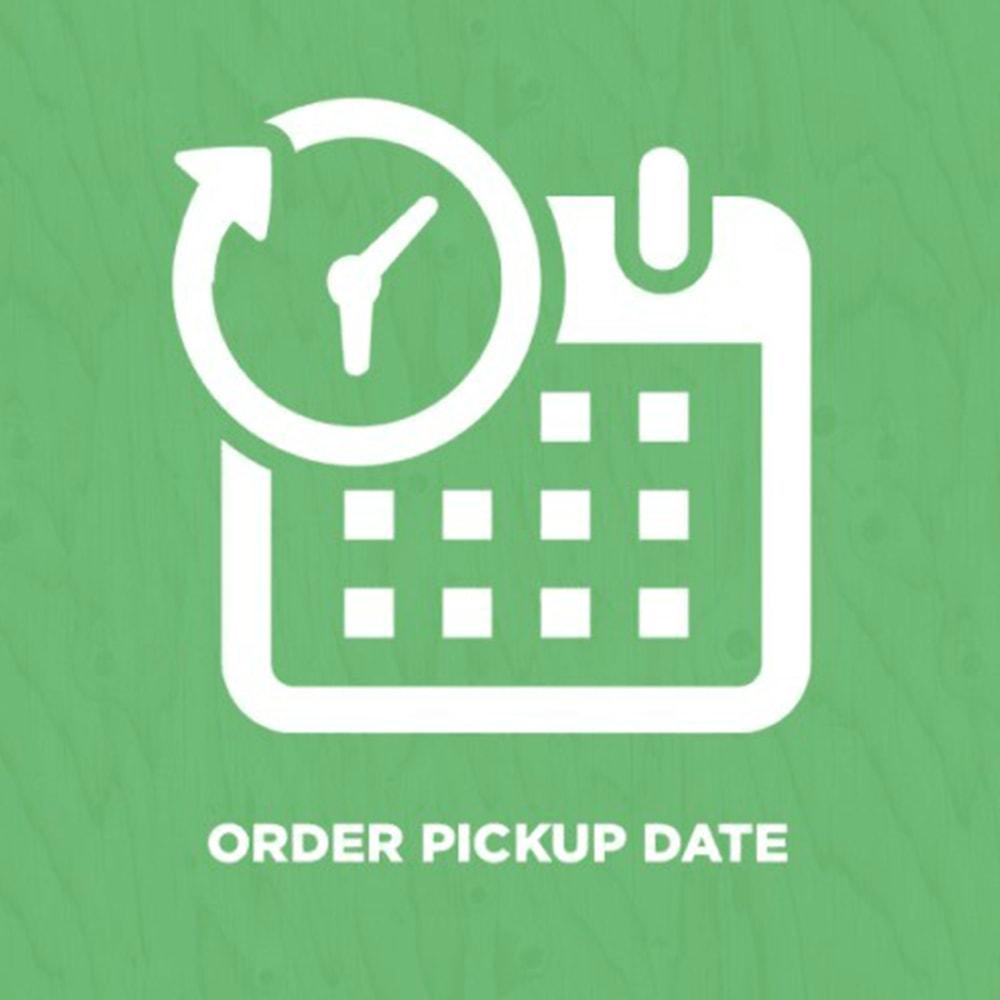 module - Punto di raccolta & Ritiro in negozio - Order Pickup Date (Delivery Date) - 1