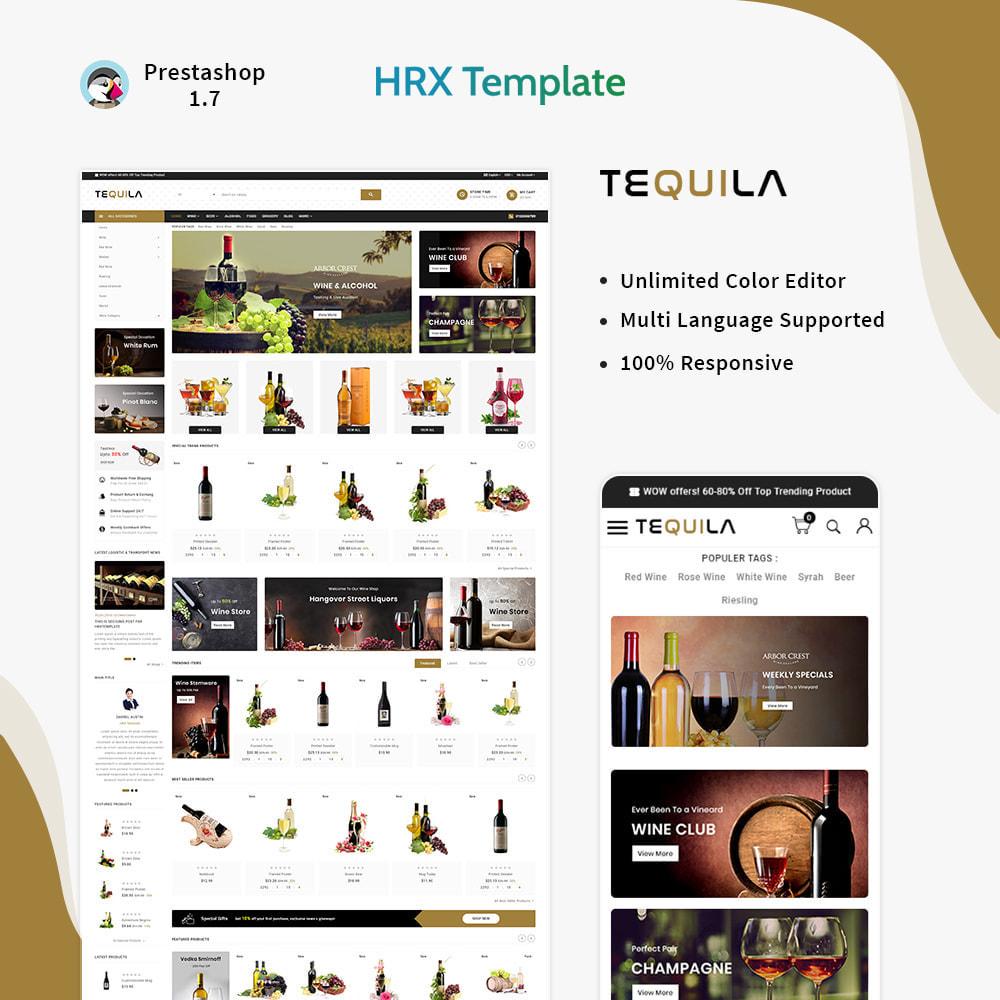 theme - Bebidas & Tabaco - Tequila Best Wine - The Wine Super Store - 1