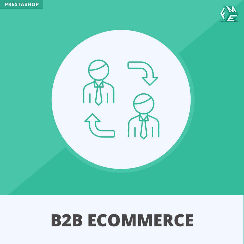 module - B2B - E-commerce B2B - 1