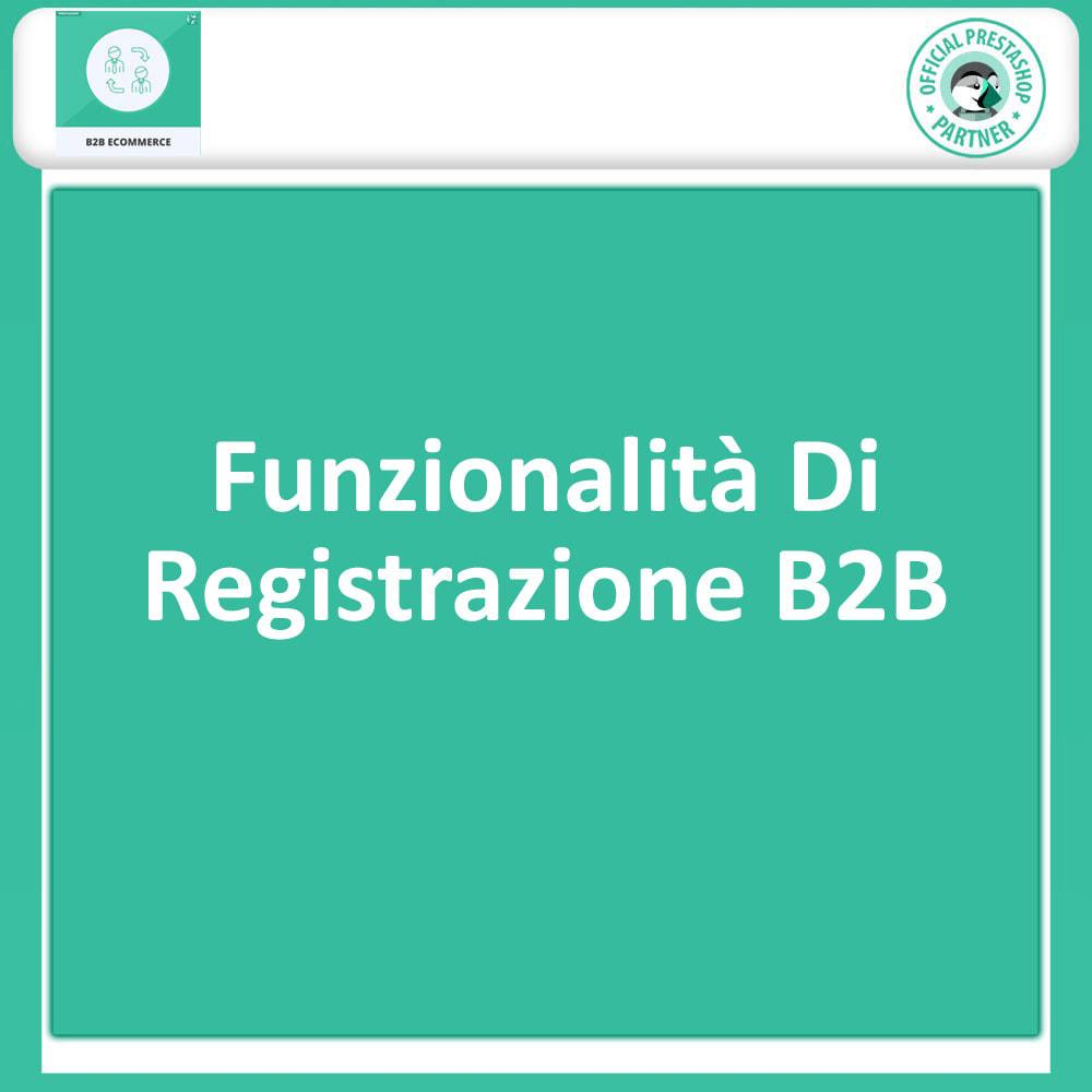 module - B2B - E-commerce B2B - 3
