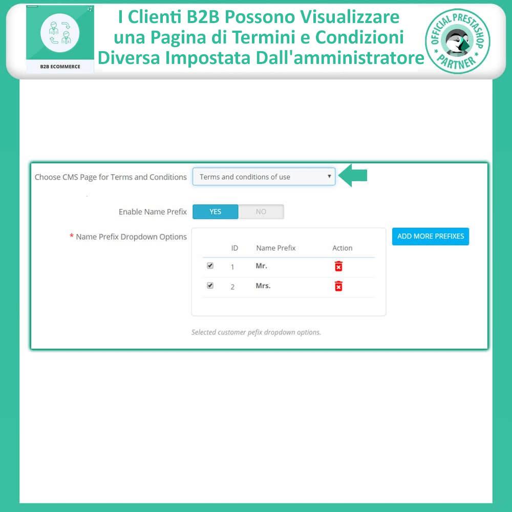 module - B2B - E-commerce B2B - 9