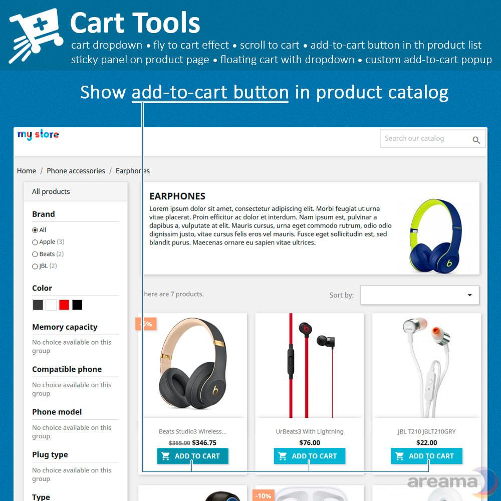 module - Pop-up - Cart Tools - cart dropdown, fly to cart, cart popup... - 4