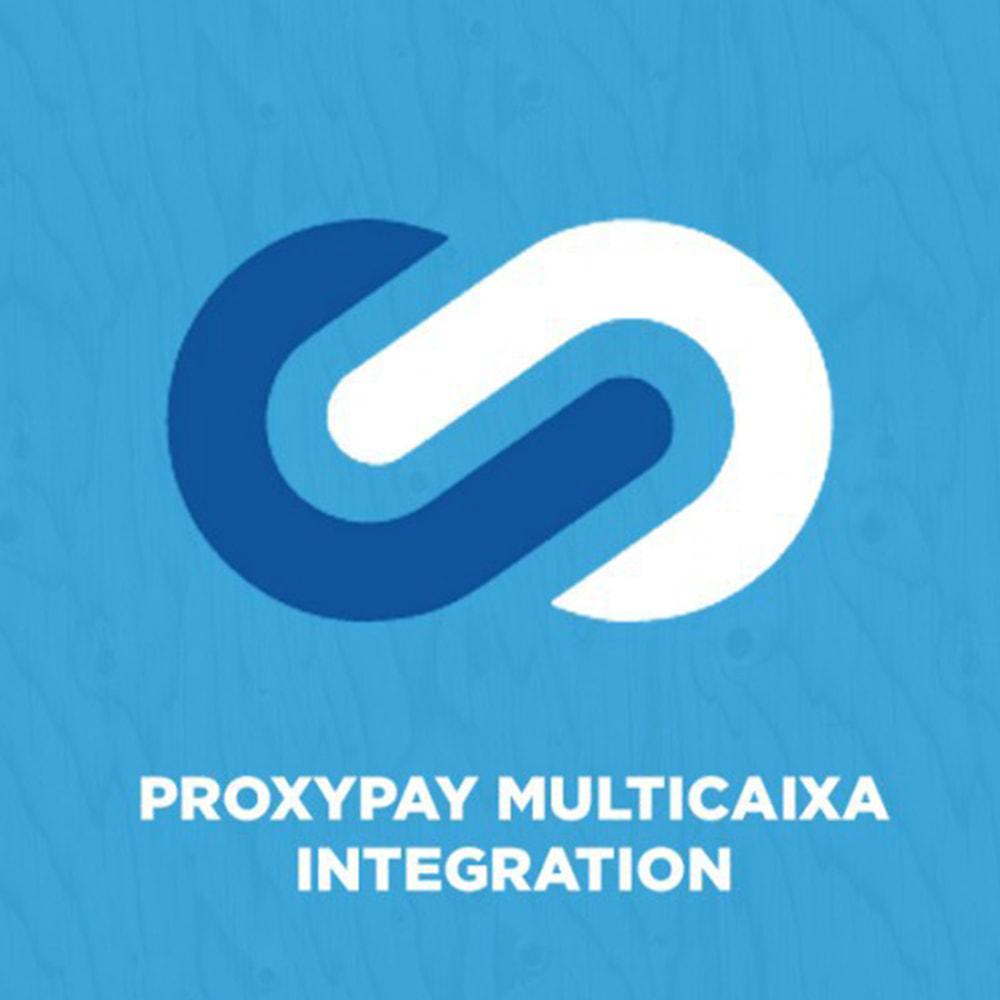 module - Zahlung per Kreditkarte oder Wallet - ProxyPay Multicaixa Integration - 1
