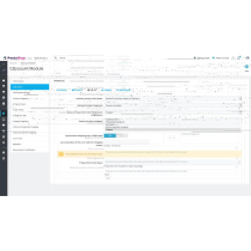 module - Торговая площадка - Cdiscount - Synchronization to the marketplace - 7