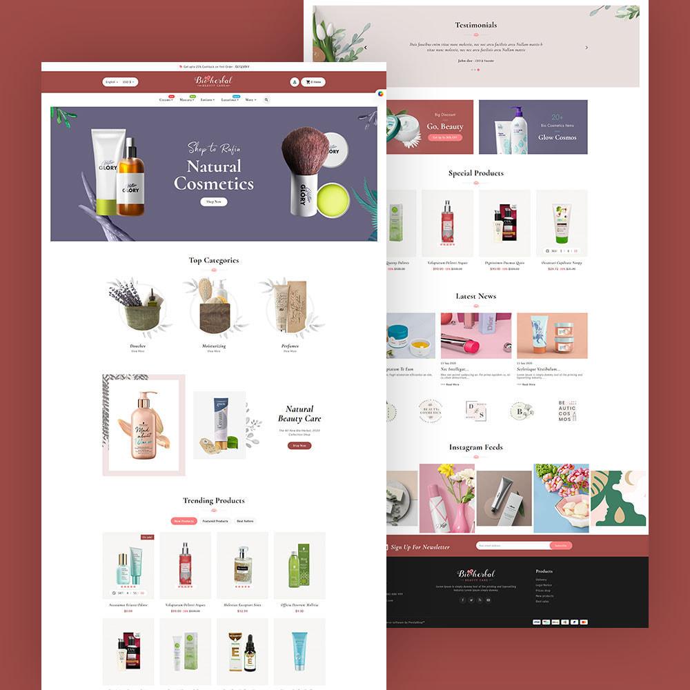 theme - Gesundheit & Schönheit - Bio Herbal - Beauty Care - 2