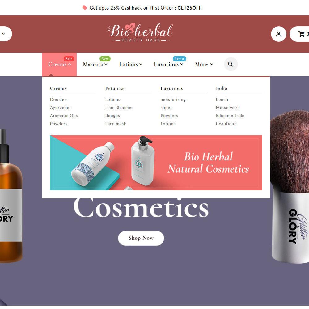 theme - Gesundheit & Schönheit - Bio Herbal - Beauty Care - 9