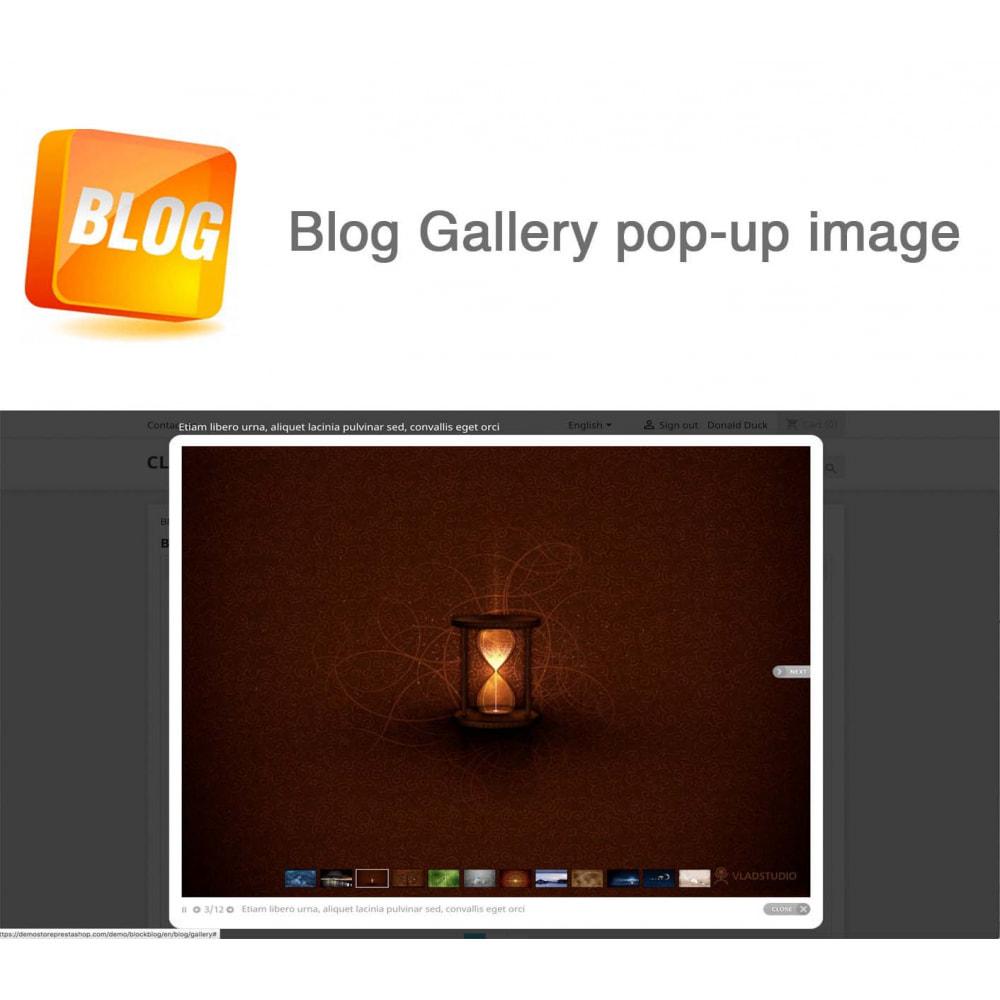 module - Блог, форумов и новостей - Blog PRO + Loyalty Program - 24
