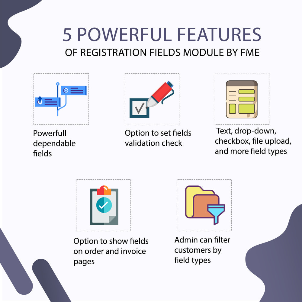 module - Registration & Ordering Process - Custom Registration Form - Add Registration Fields - 2