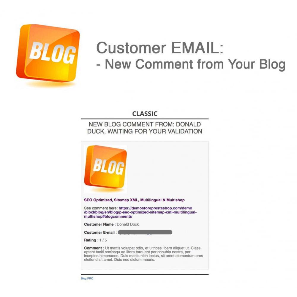 module - Блог, форумов и новостей - Blog PRO + Loyalty Program - 64
