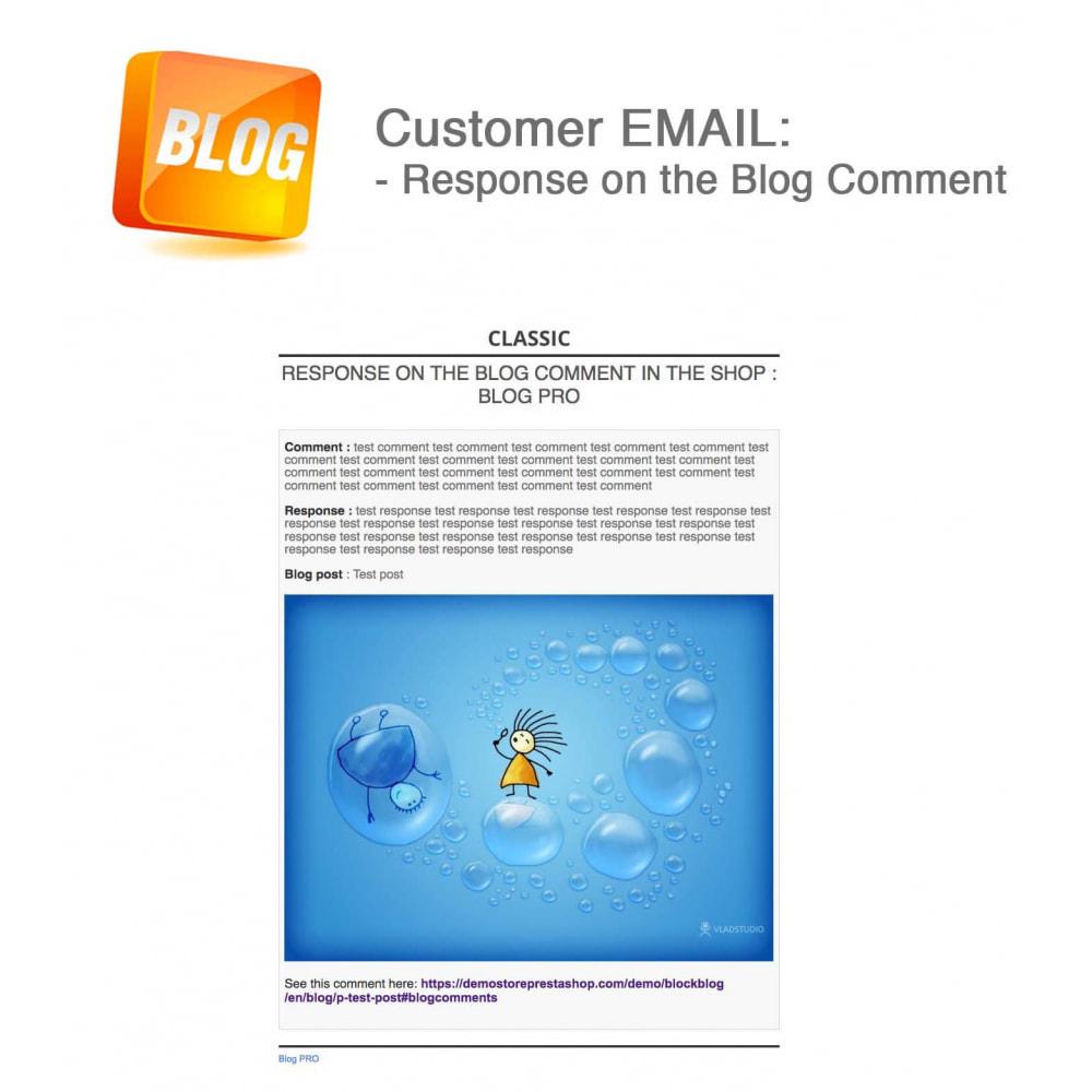 module - Блог, форумов и новостей - Blog PRO + Loyalty Program - 65