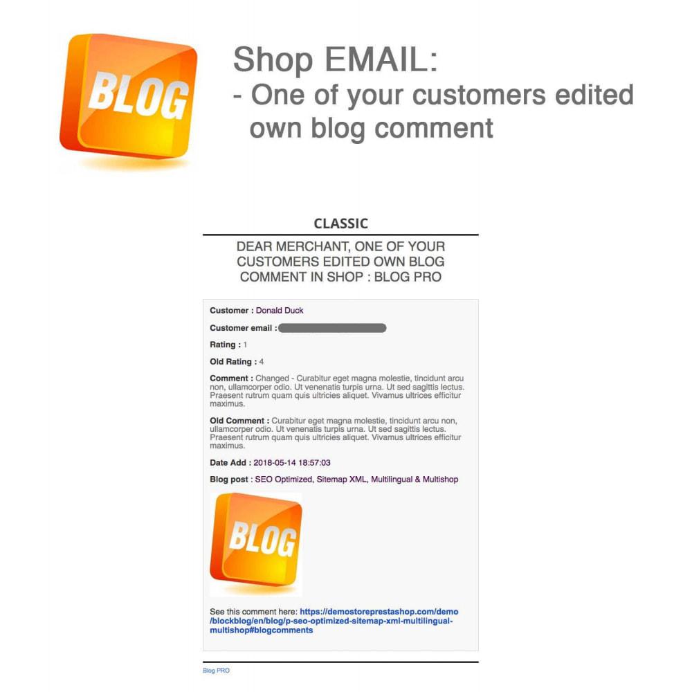 module - Блог, форумов и новостей - Blog PRO + Loyalty Program - 66