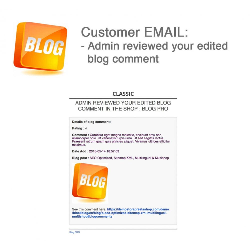 module - Блог, форумов и новостей - Blog PRO + Loyalty Program - 67