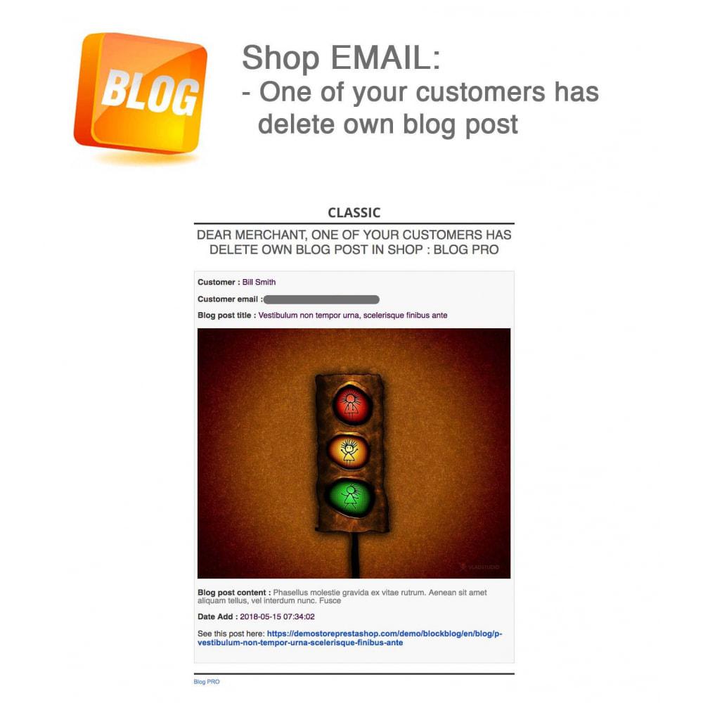 module - Блог, форумов и новостей - Blog PRO + Loyalty Program - 69