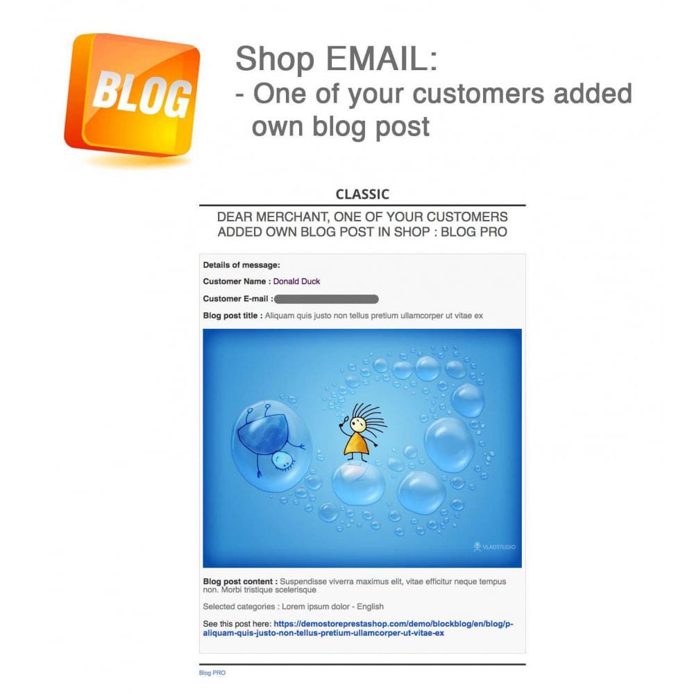 module - Blog, Forum & Actualités - Blog PRO + Programme de fidélité - 71