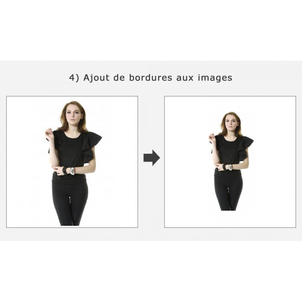 module - Personnalisation de Page - Découpage automatique et recadrage des images - 4