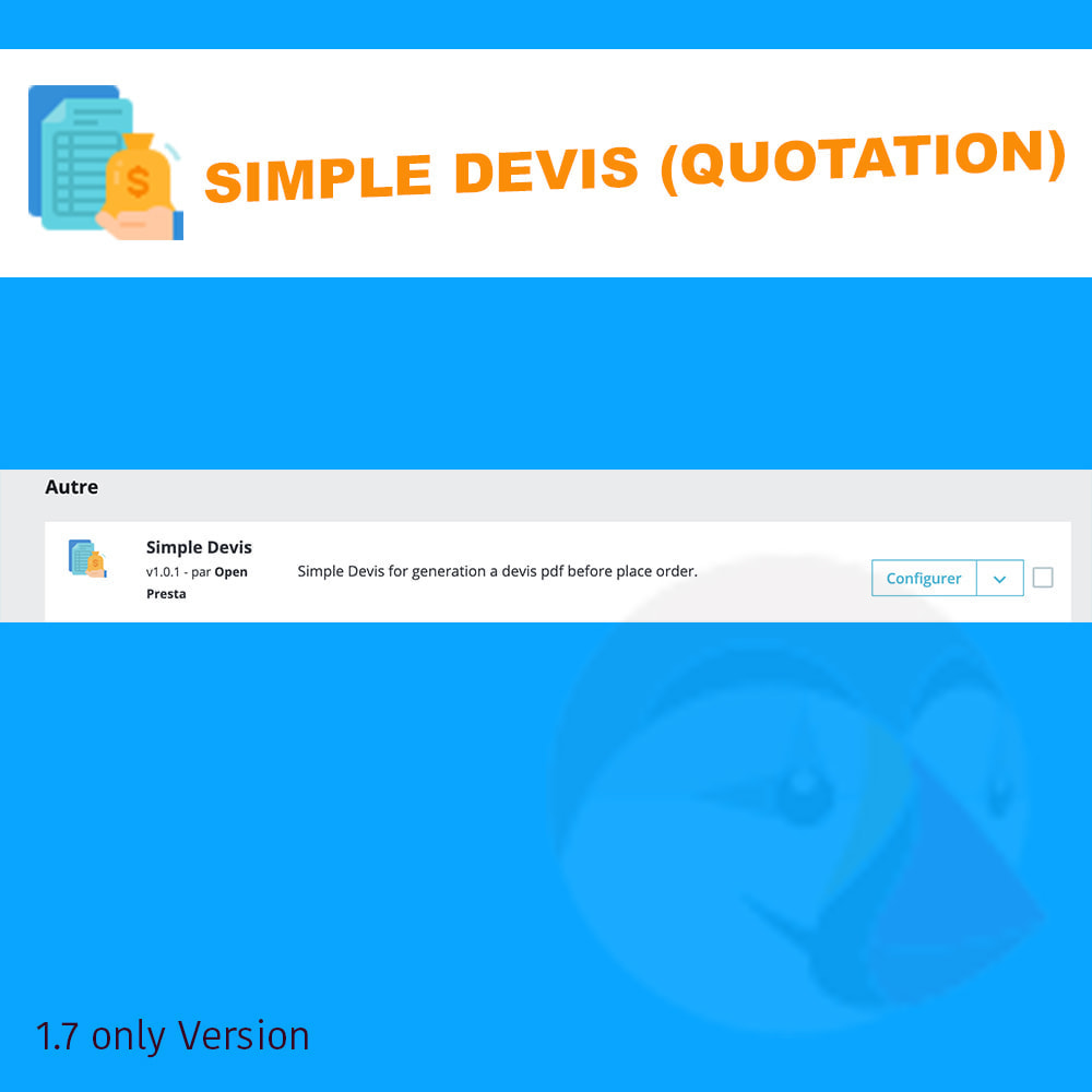 module - Offertes - Simple Devis - 4