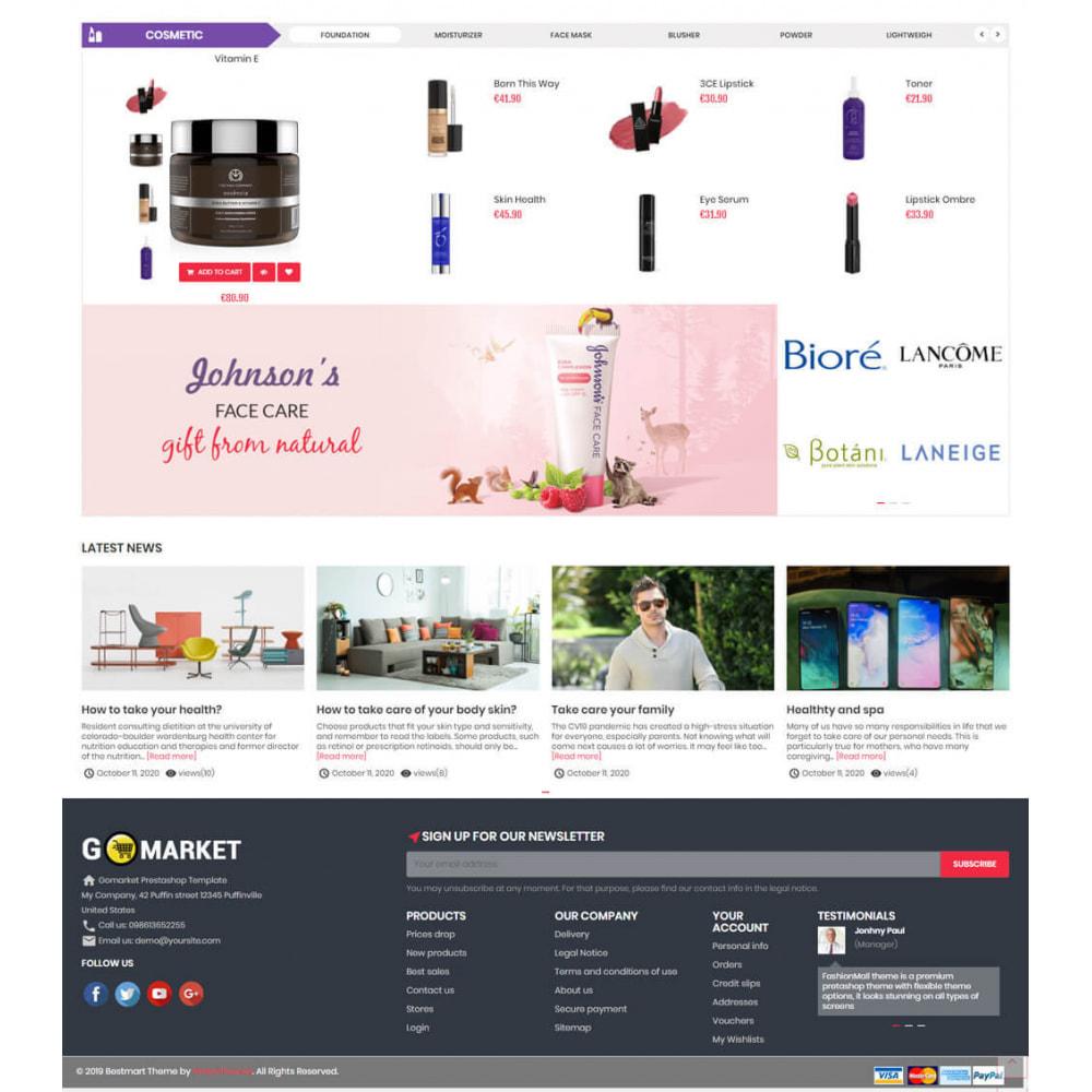 theme - Electronics & Computers - Supermarket & Mobile App Layout - 4