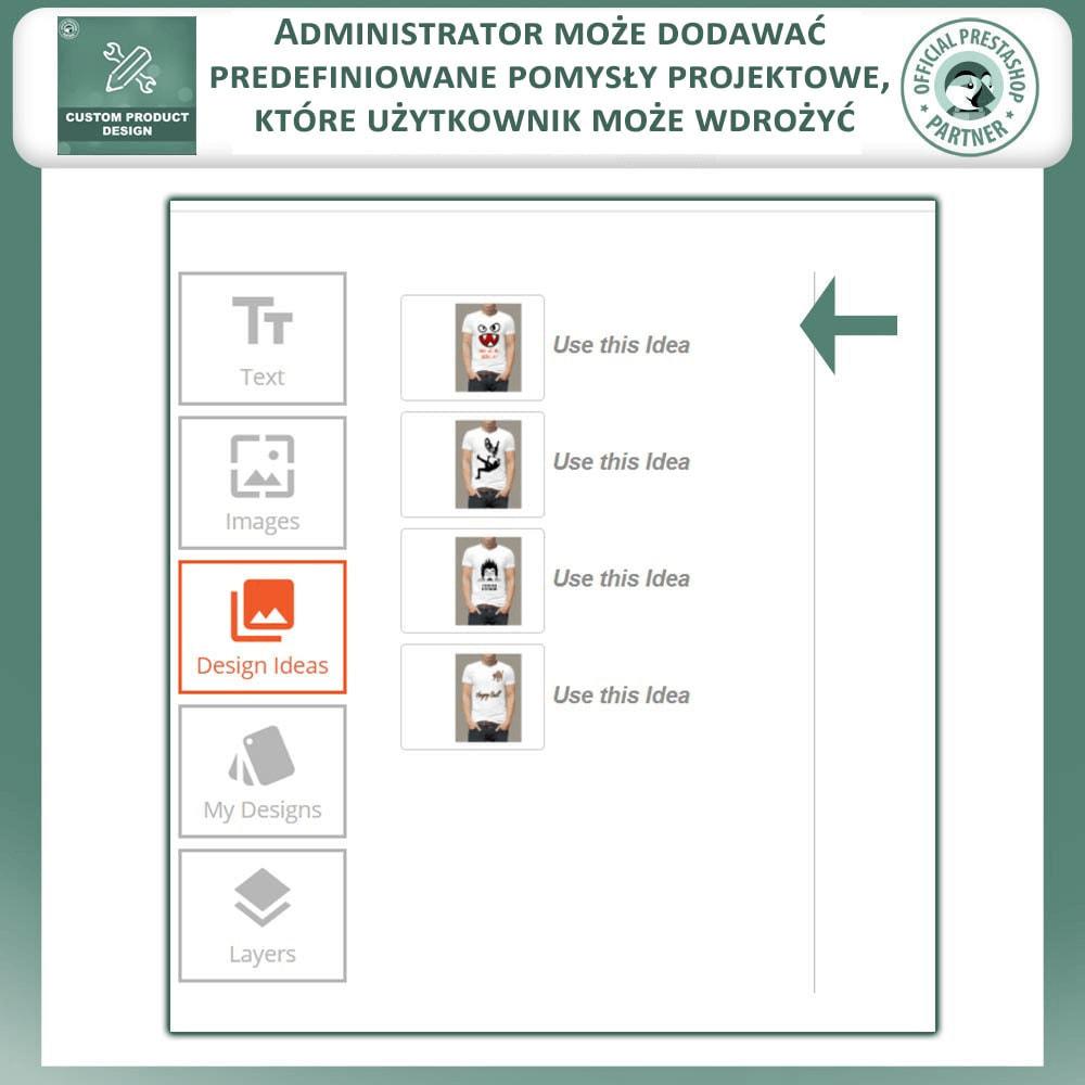 module - Deklinacje & Personalizacja produktów - Projektant Niestandardowego Produktu, Personalizacja - 5