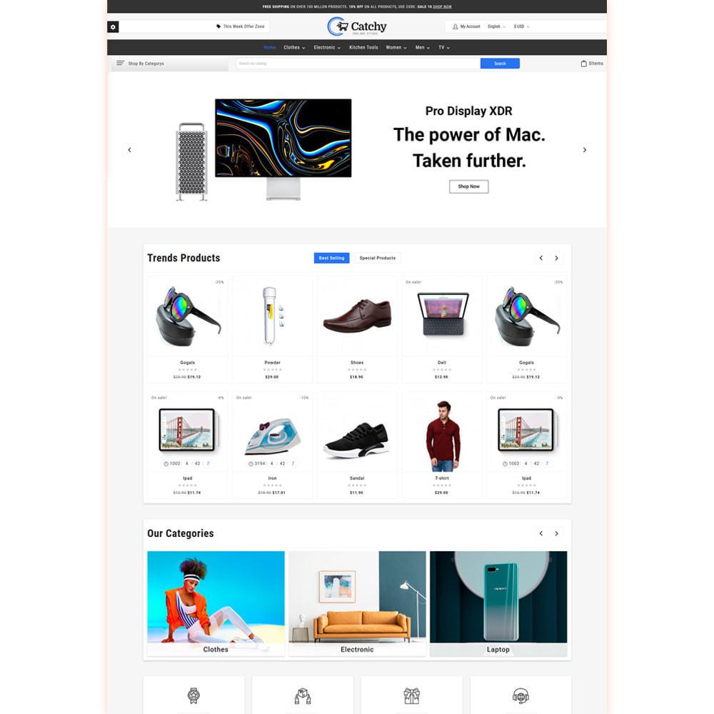 theme - Eletrônicos & High Tech - Catchy Electronic Store - 2