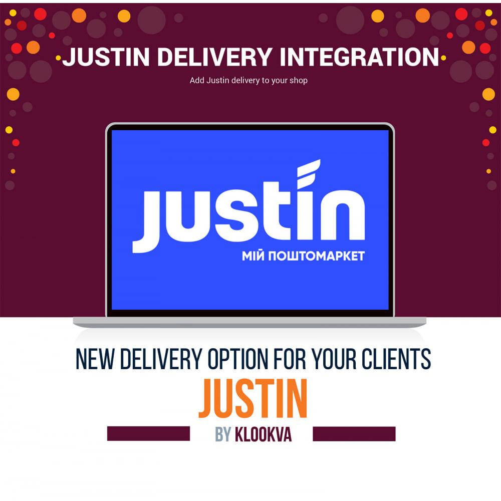 module - Data de entrega - Justin delivery integration - 1