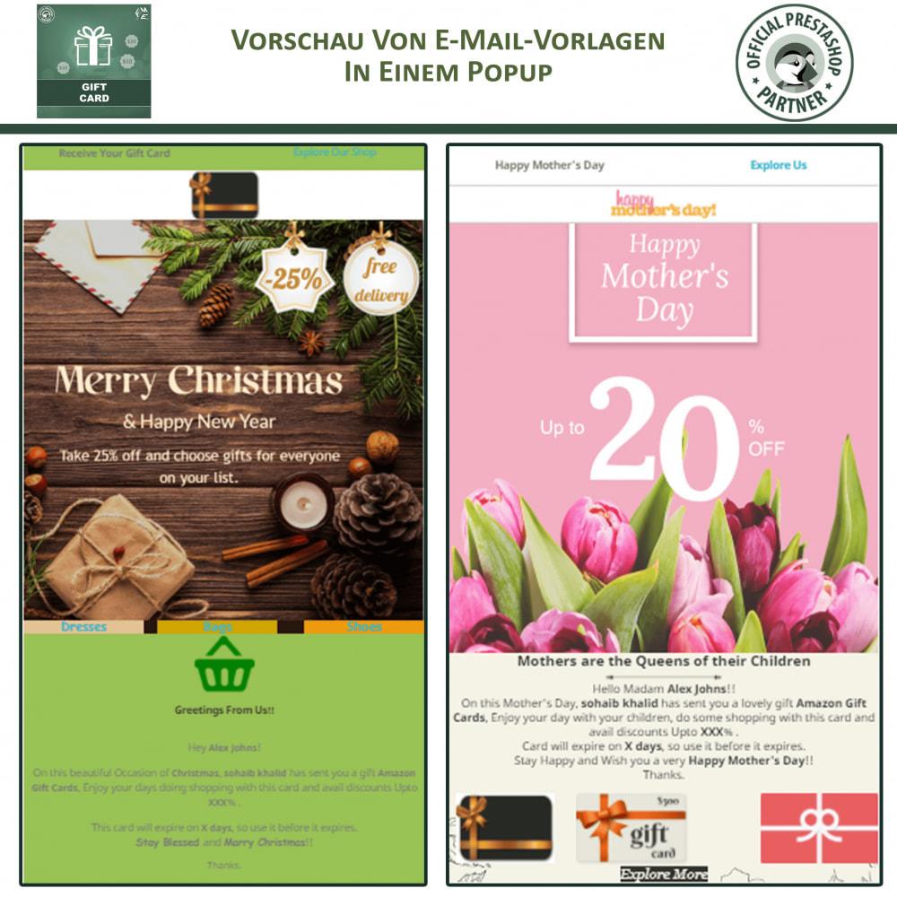 module - Wunschzettel & Geschenkkarte - Geschenk-Karten - 5