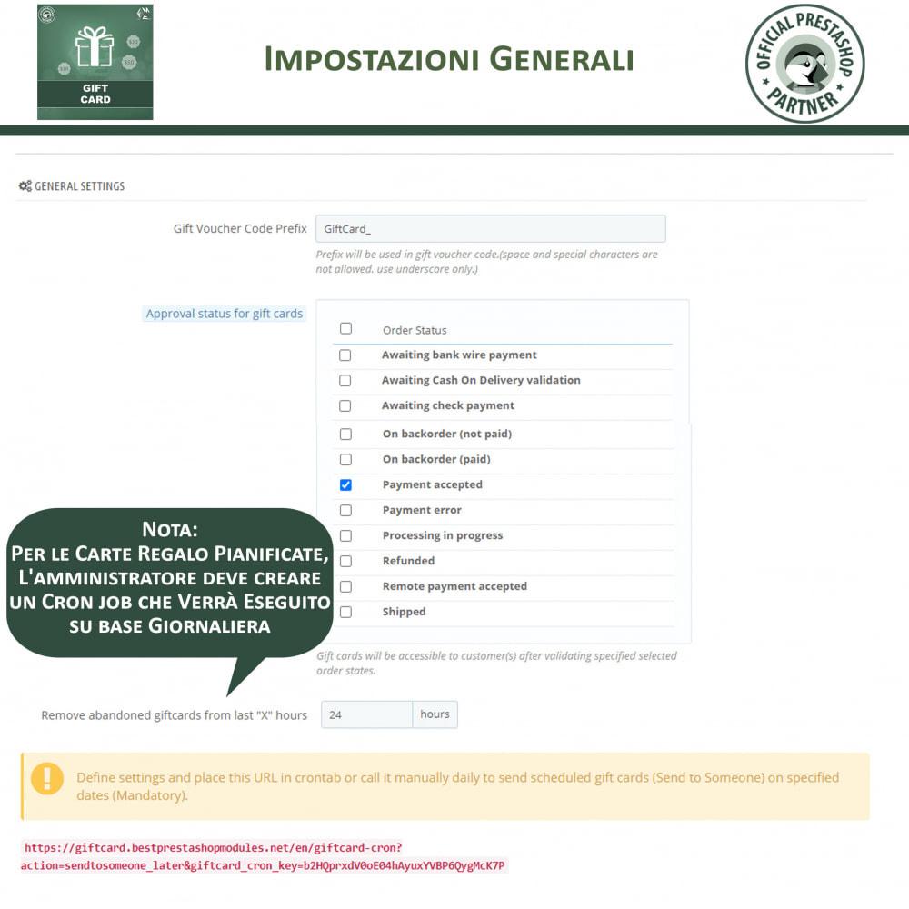 module - Whishlist & Gift Card - Gift Card - Gift Certificates & Vouchers - 17